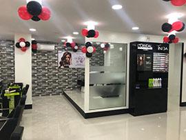 Salon in HSR Layout